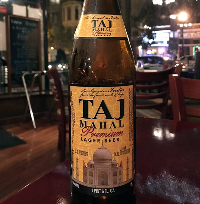 Best Indian Beers to Drink on a Trip to India - taj mahal