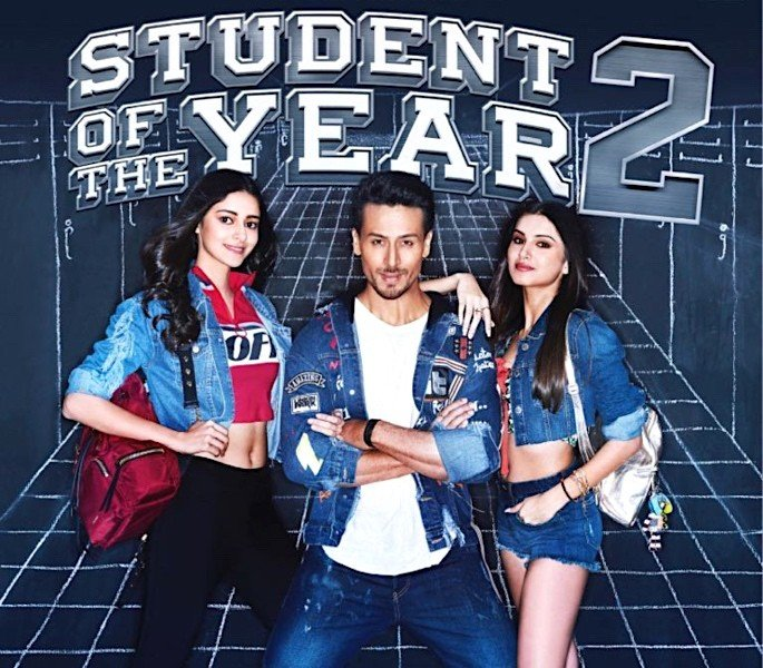Bollywood Films to Look Forward To in 2019 - studnet of the year 2