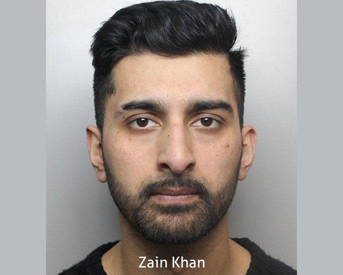 Bradford Man convicted of Gold Theft posing as a Police Officer Zain Khan