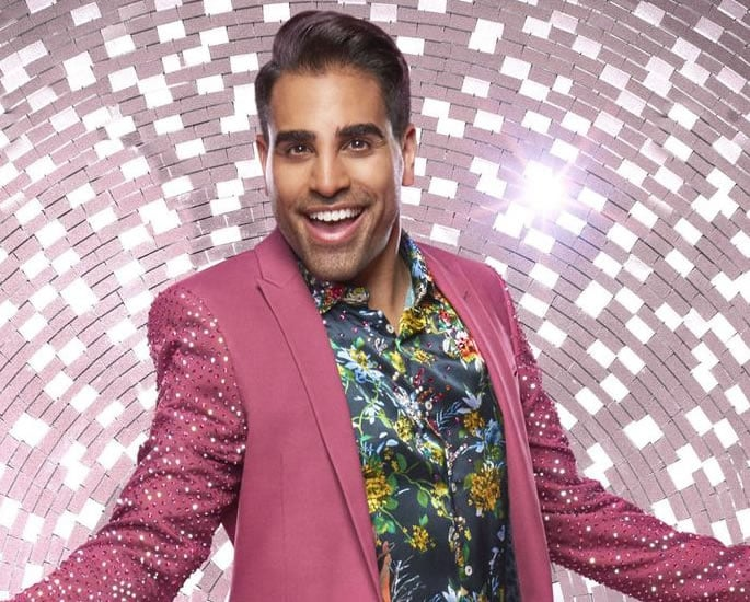 Dr Ranj Does not Regret Marrying Despite being Gay - strictly