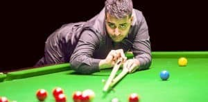 Farakh Ajaib: Snooker player with Natural Flair & Fluidity f