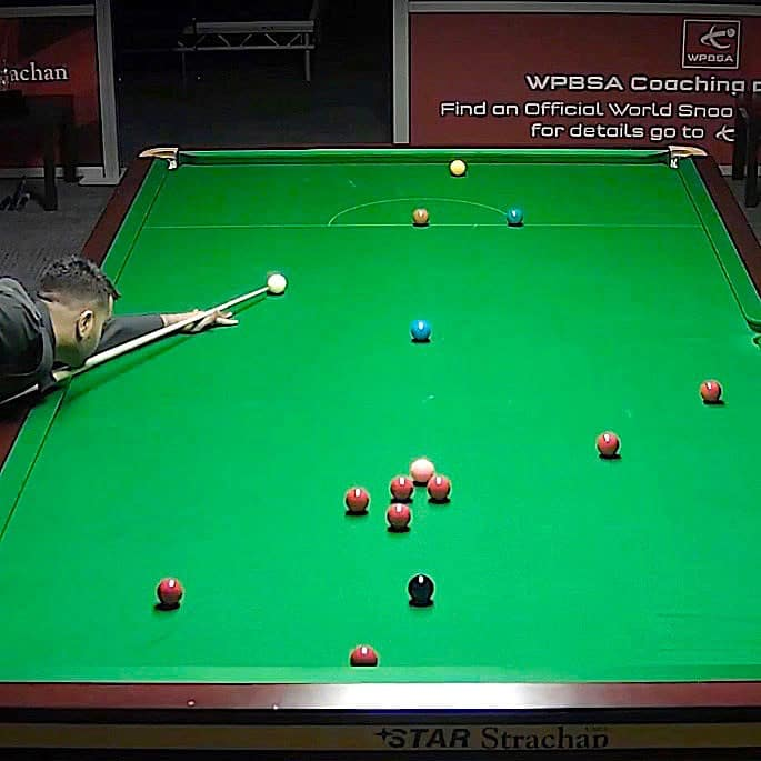 Farakh Ajaib: Snooker player with Natural Flair & Fluidity - ranking tournaments