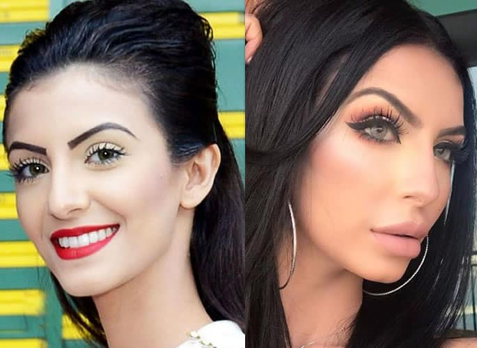 Faryal Makhdoom gets Trolled for New Year's Resolution Tweet - before after