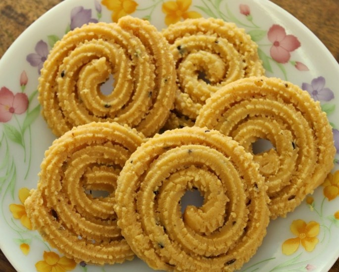 Gujarati Sweets and Savoury Snacks to Enjoy - chakri