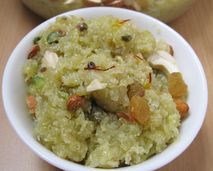 Gujarati Sweets and Savoury Snacks to Enjoy - doodhi halwa