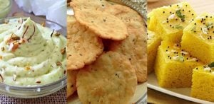 Gujarati Sweets and Savoury Snacks to Enjoy f