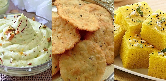 Gujarati Sweets and Savoury Snacks to Enjoy f