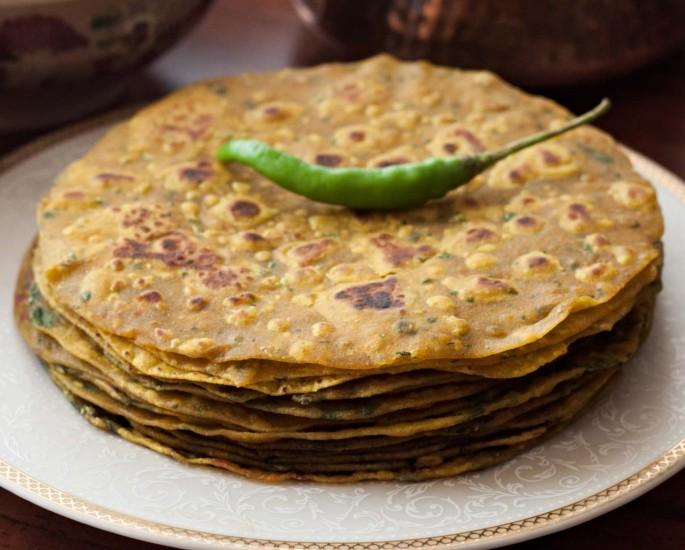 Gujarati Sweets and Savoury Snacks to Enjoy - thepla