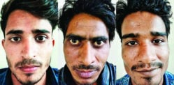 Indian Drug Gang Caught after Heroin found worth Rs. 120 cr