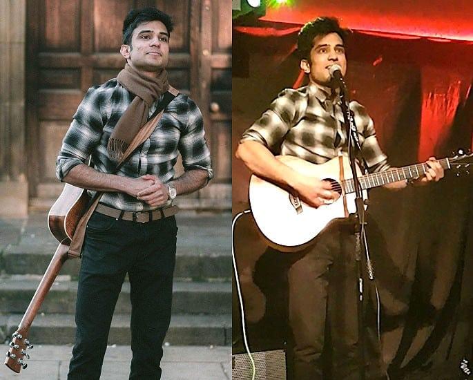 Introducing Shoaib Rana: A Fresh Face in Music - shoaib rana