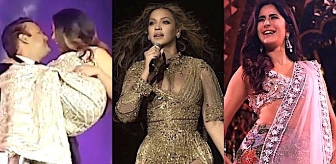 Isha Ambani Sangeet: Bollywood Stars & Beyonce perform f