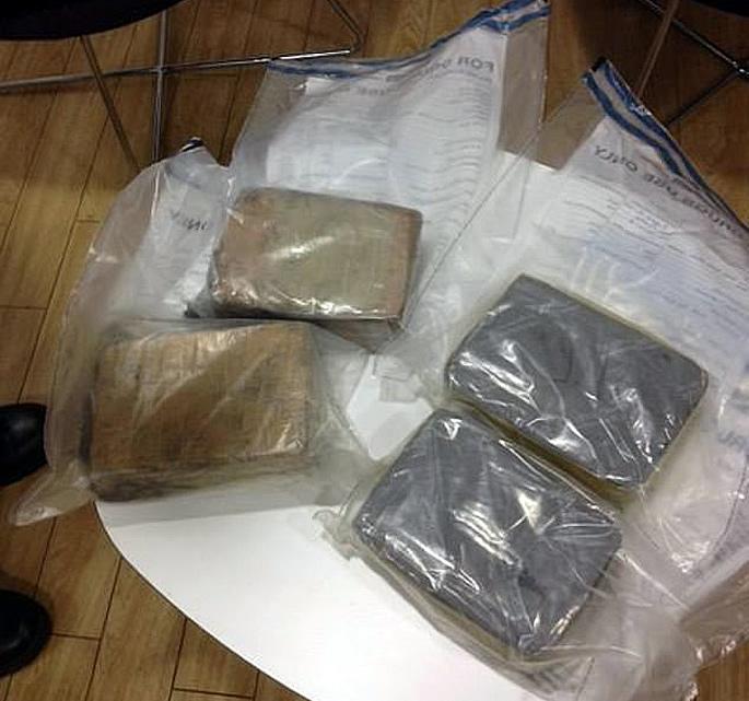 'Kingpin' Mohammed Fazal and Gang jailed for £3m Drug Network - drugs