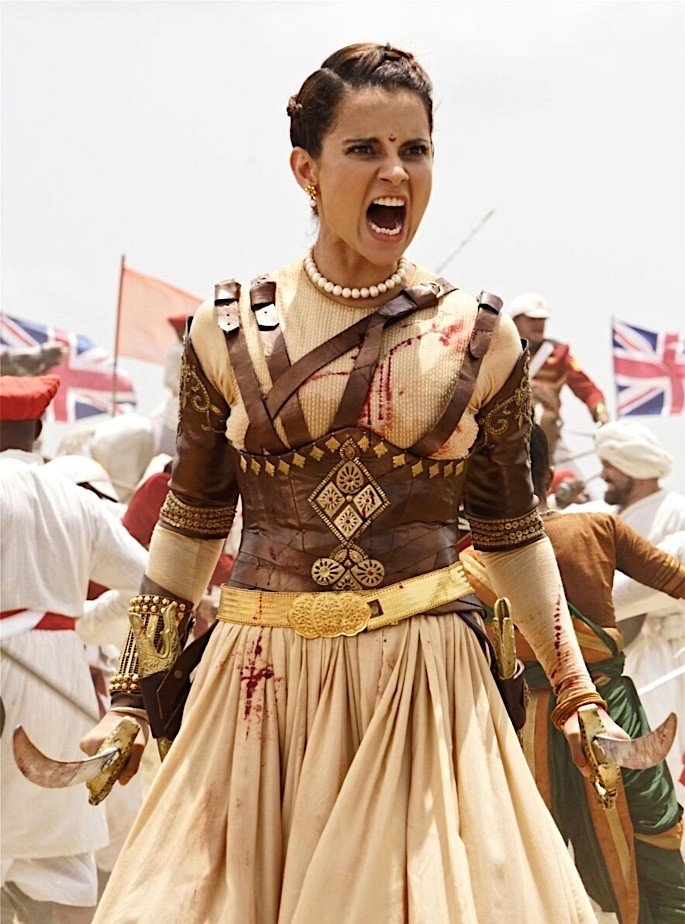 Manikarnika: The Queen of Jhansi Trailer is Exquisite - Kangana Ranaut Laxmibai