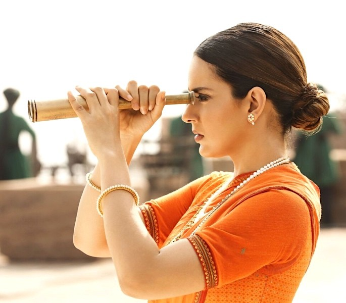 Manikarnika:The Queen of Jhansi Trailer is Exquisite - Kangana Ranaut director