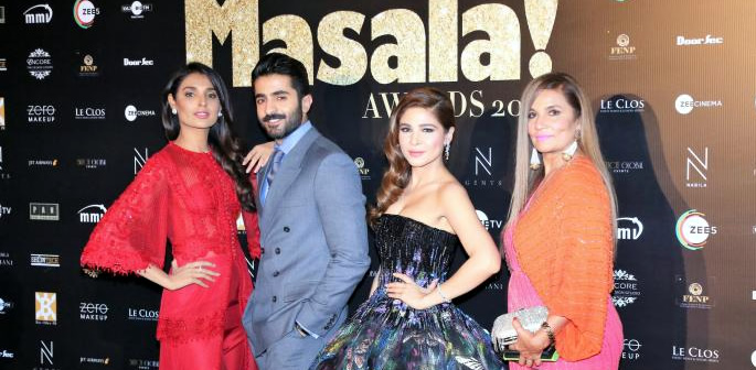 Masala Awards 2018 Highlights and Winners f