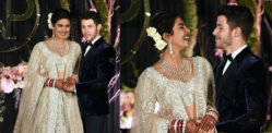 Priyanka Chopra and Nick Jonas Host Lavish Delhi Reception