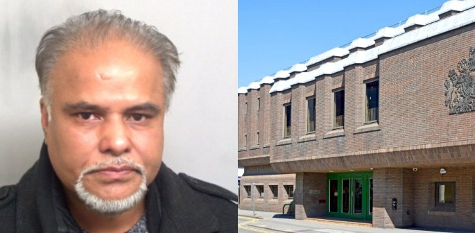 Restaurant Manager jailed for Raping Teenage Girl f