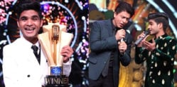 Salman Ali wins Indian Idol 10 singing SRK Songs