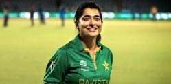 Sana Mir: Leg-Break Beauty for 'Play of Women's World T20'