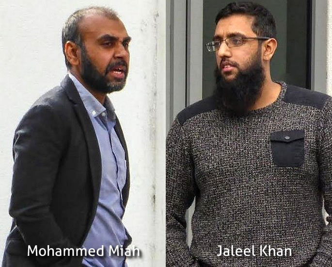 सुरक्षा गार्डों ने UPS डिपो से £ 200k iPhones चोरी करने के लिए जेल की सजा काट ली - miah khan