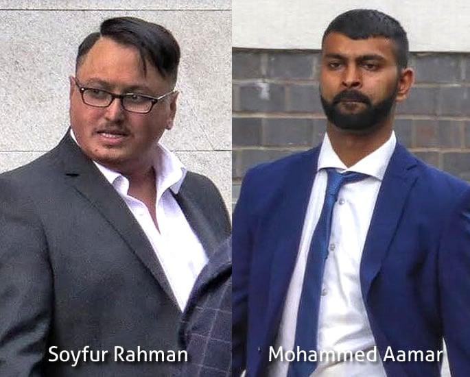 सुरक्षा गार्ड यूपीएस डिपो से £ 200k iPhones चोरी करने के लिए जेल में बंद - रहमान अनमर