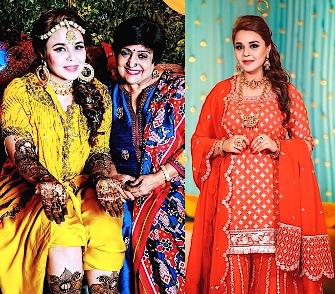 TV Comedy Star Kapil Sharma weds Ginni Chatrath - Ginni Chatrath