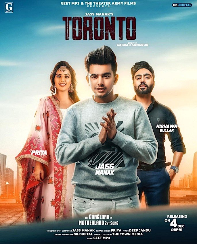 The Gangland in Motherland: Punjabi web series released - Toronto