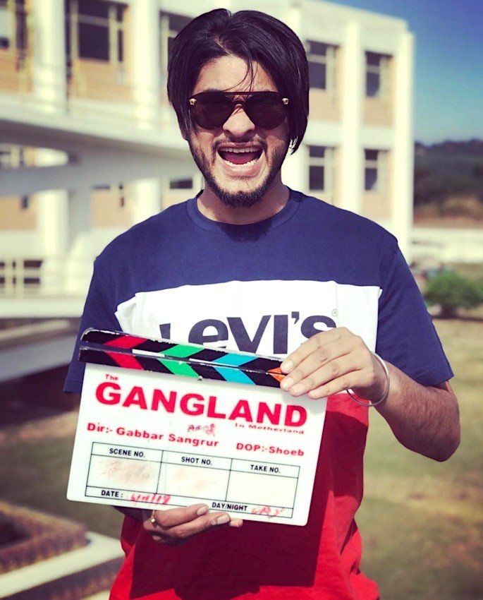 The Gangland in Motherland: Punjabi web series released - Vadda Grewal