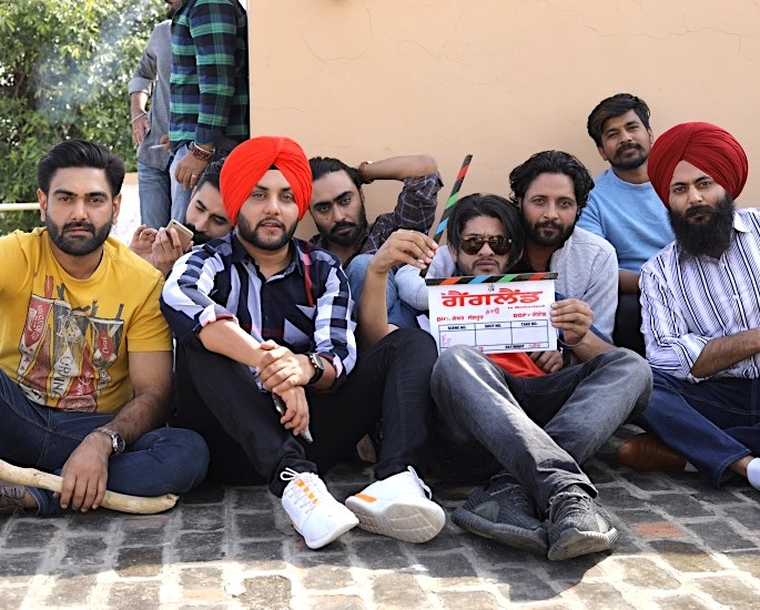 The Gangland in Motherland: Punjabi web series released - cast