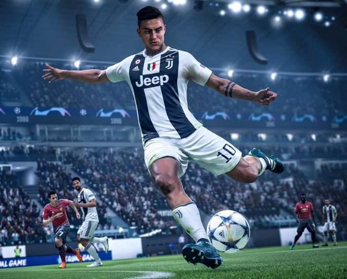 The Most popular Video Games in Pakistan - fifa