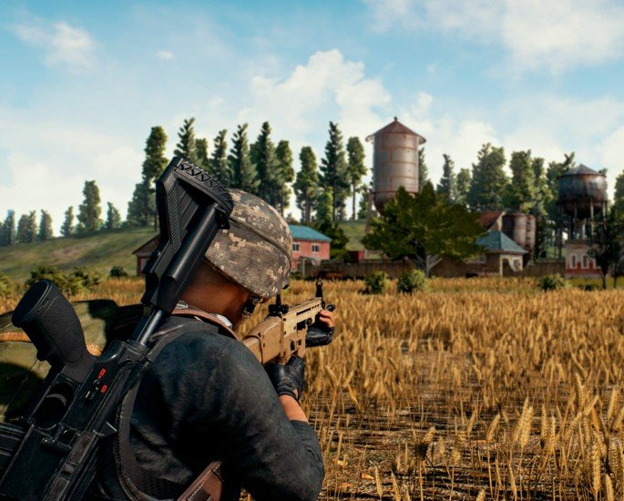 The Most popular Video Games in Pakistan - pubg