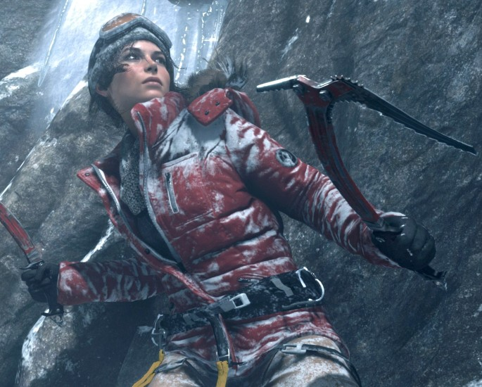 The Most popular Video Games in Pakistan - tomb raider