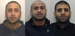 Three Brothers jailed after Gun Haul and Drugs were Found