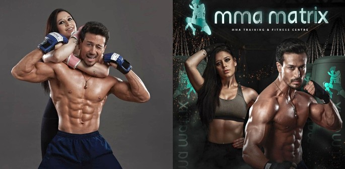 Tiger Shroff MMA Gym is Official Centre for Indian MMA Team f