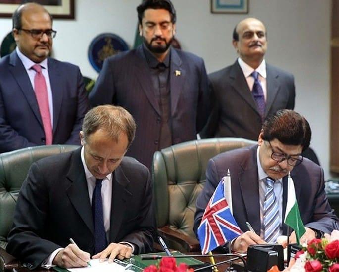 UK Transfer for Pakistani Drug Smuggler Khadija Shah and Daughter - agreement