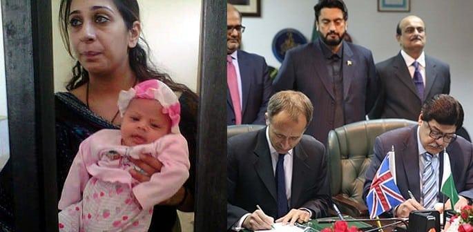 UK Transfer for Pakistani Drug Smuggler Khadija Shah and Daughter f