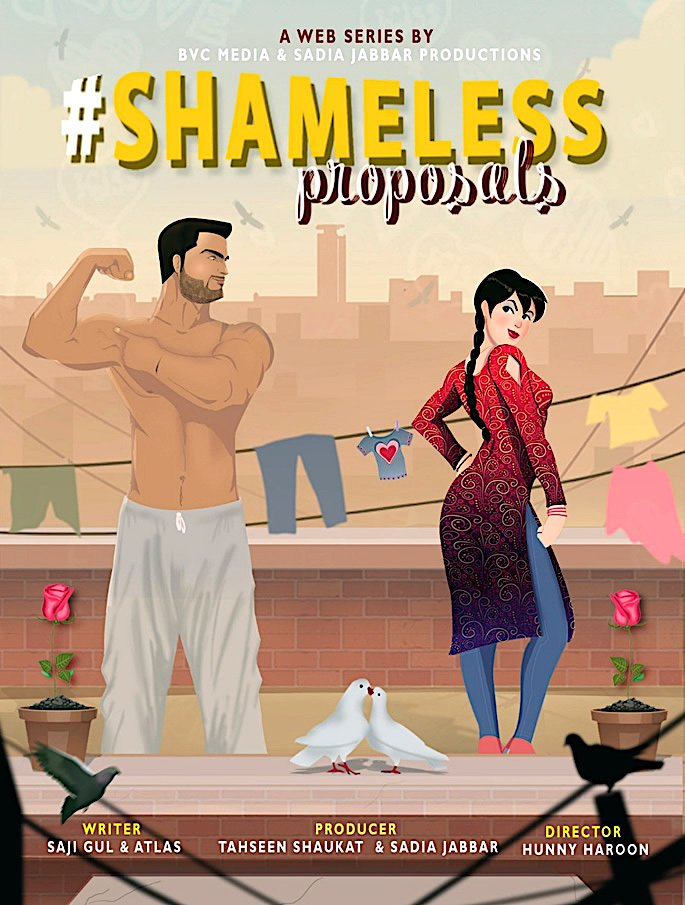 Will Shameless Proposals rise up to Pakistan's Rishta Culture? - P1
