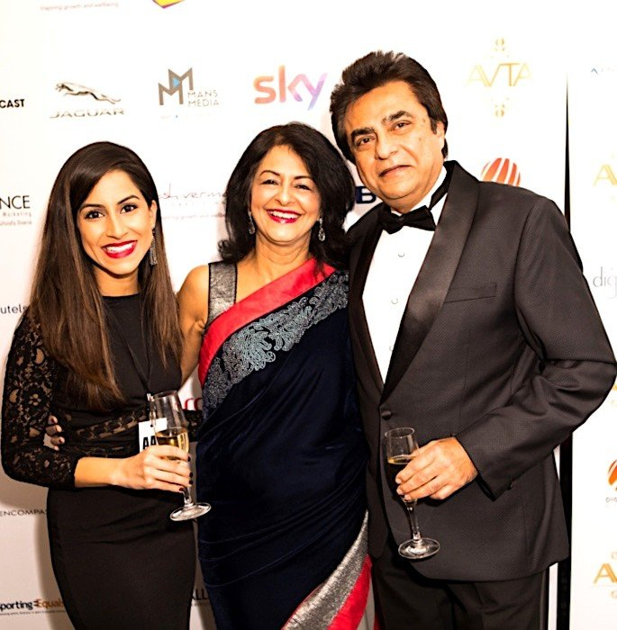 Winners of Asian Viewers Television Awards 2018 - Guests