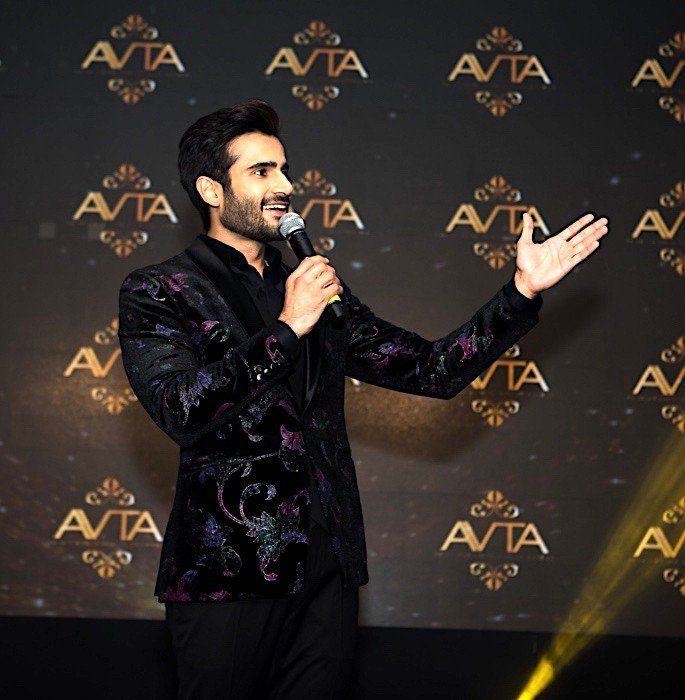Winners of Asian Viewers Television Awards 2018 - Karan Tacker