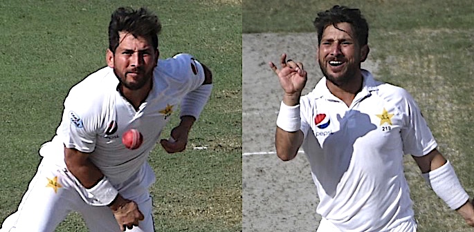 Yasir Shah breaks World Record: Fastest to 200 Test Wickets f