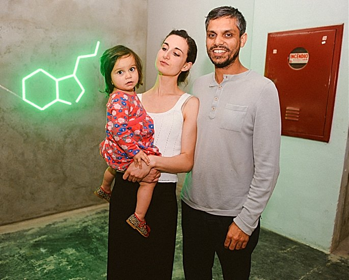 Haroon Mirza family expectations - in article