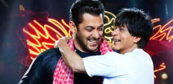 Issaqbaazi: Shahrukh Khan and Salman Khan spar in Zero