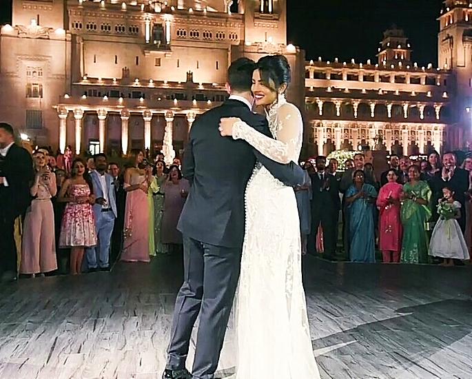 nickyanka wedding dance - In article