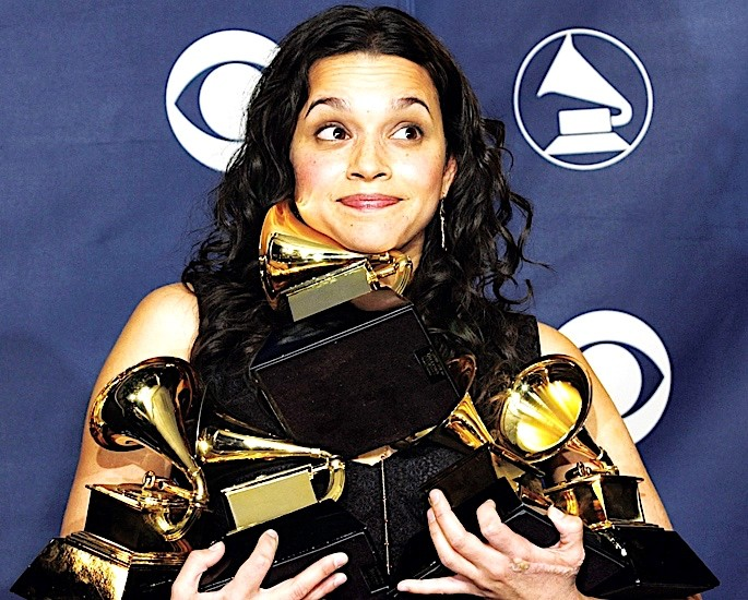 10 Indians who won the Grammys to make History - Norah Jones
