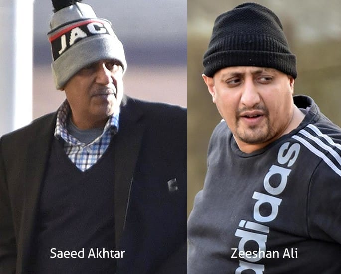 10 Men accused of Sex Crimes against Two Girls aged 14 - saeed akhtar