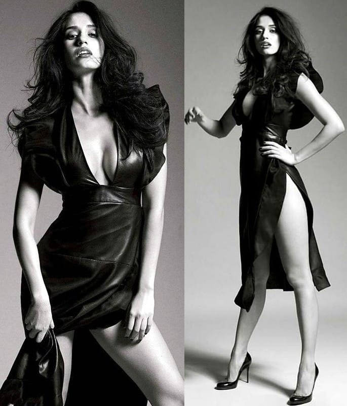 12 Stunning and Sexy Fashion Looks of Disha Patani - GQ bw