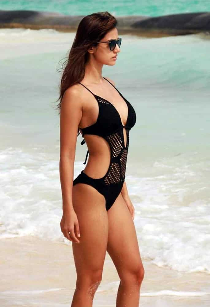 12 Stunning and Sexy Fashion Looks of Disha Patani - bikini