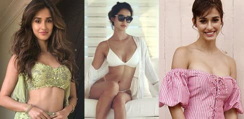 15 Stunning and Sexy Fashion Looks of Disha Patani - f