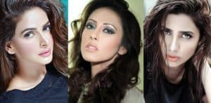 20 Most Beautiful Pakistani TV Actresses f