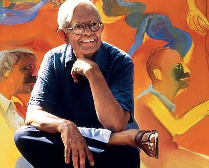 5 Desi Contemporary Painters on Instagram - Bhupen Khakar Tate